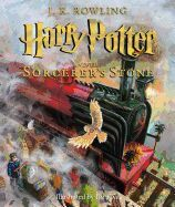 HARRY POTTER AND THE SORCERER´S STONE: THE ILLUSTRATED EDITION (HARRY POTTER, BO