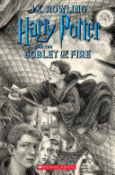 HARRY POTTER AND THE GOBLET OF FIRE #3