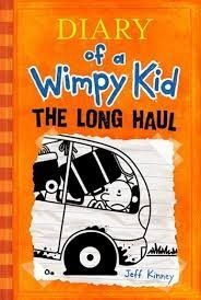 DIARY OF A WIMPY KID 9. THE LONG HAUL