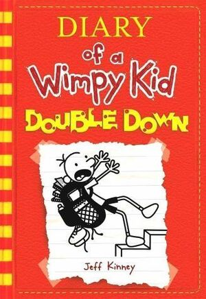 DIARY OF A WIMPY KID 11. DOUBLE DOWN