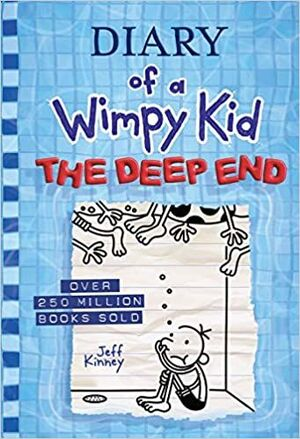DIARY OF WIMPY KID - THE DEEP END #15